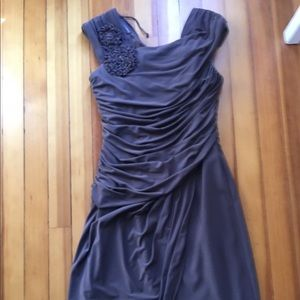 Adrianna Papell Brown Dress size 10